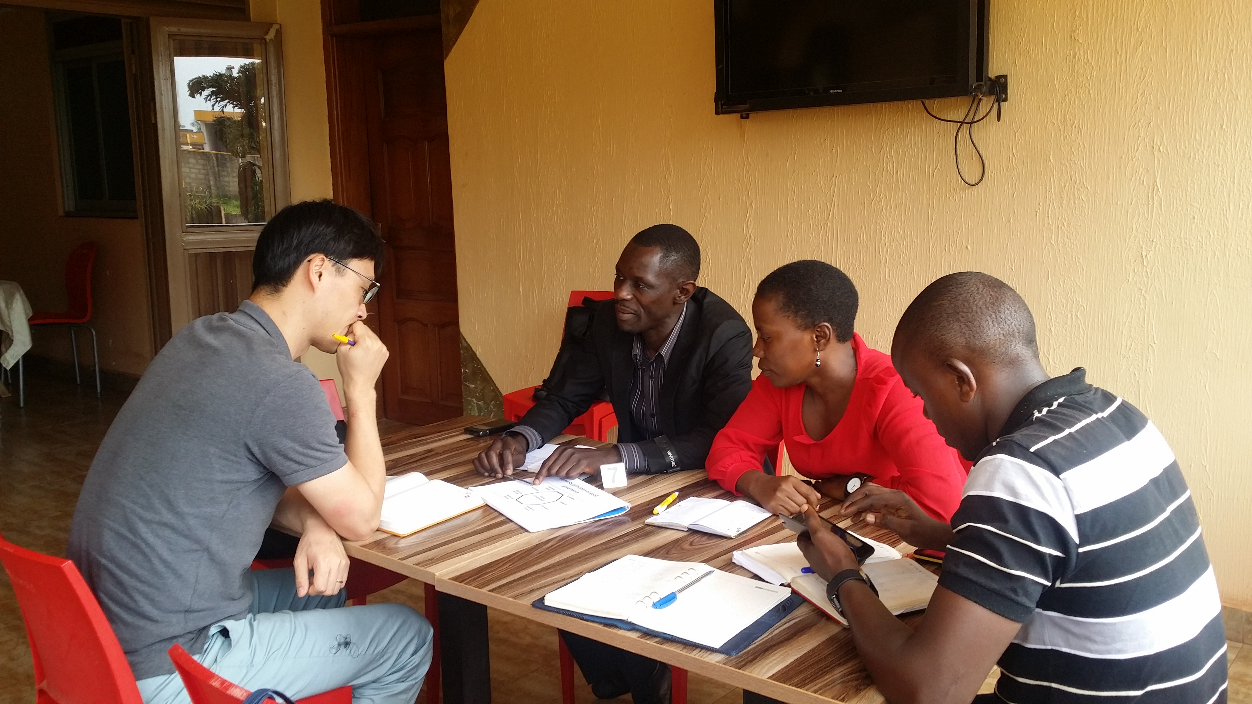 April 18 - May 1, 2016] PMC-PIT Meeting in Uganda (by Mr